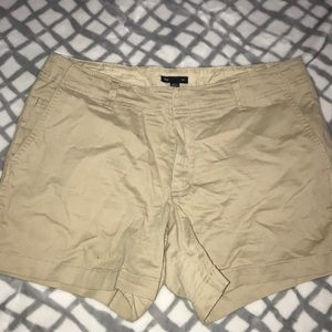 Gap brand  khaki shorts size 12